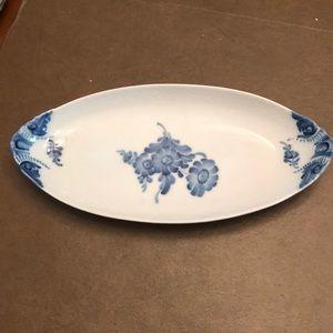Accents - Copenhagen Porcelain Oval Dish